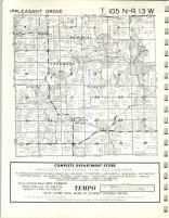 Map Image 003, Olmsted County 1965